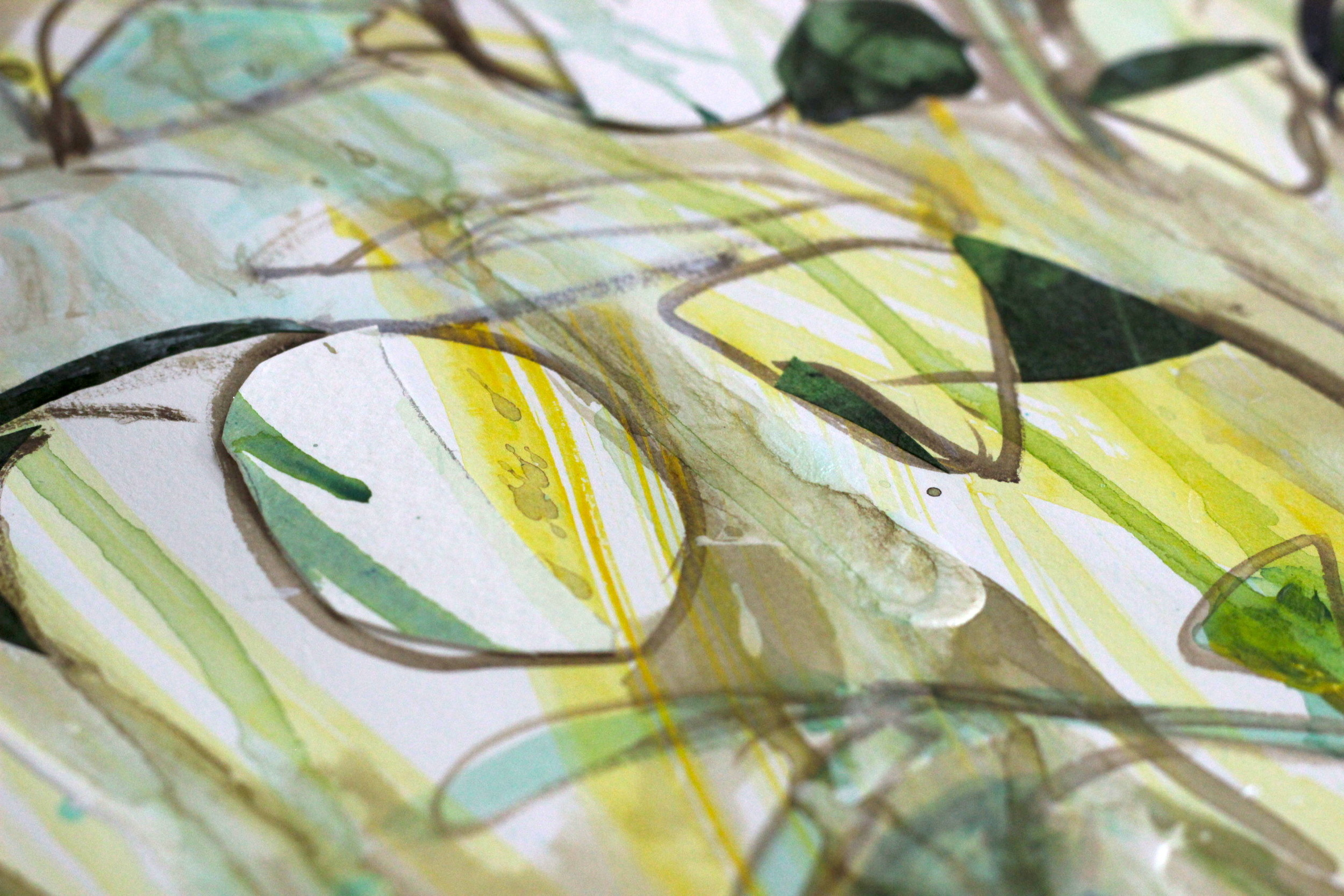 "Detail of ""Lemon and Lime"""