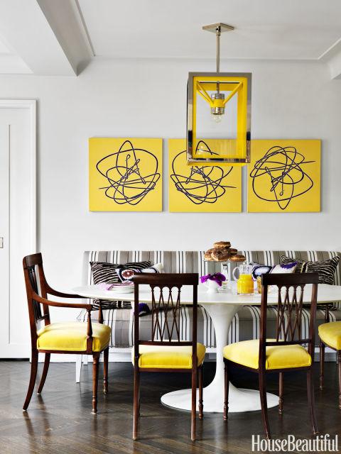 Photo courtesy of House Beautiful. Designed by Christina Murphy Pisa and Nina Carbone
