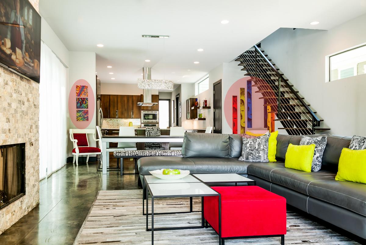 Photo courtesy of Allison Jaffe Interior Design