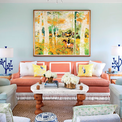 Photo courtesy of Southern Living, Design by Celerie Kemble
