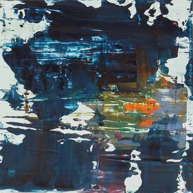 A Dark Shade of Blue  by Lisa Carney