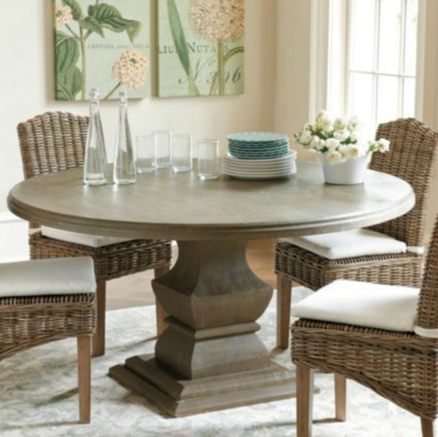 Andrews Pedestal Table