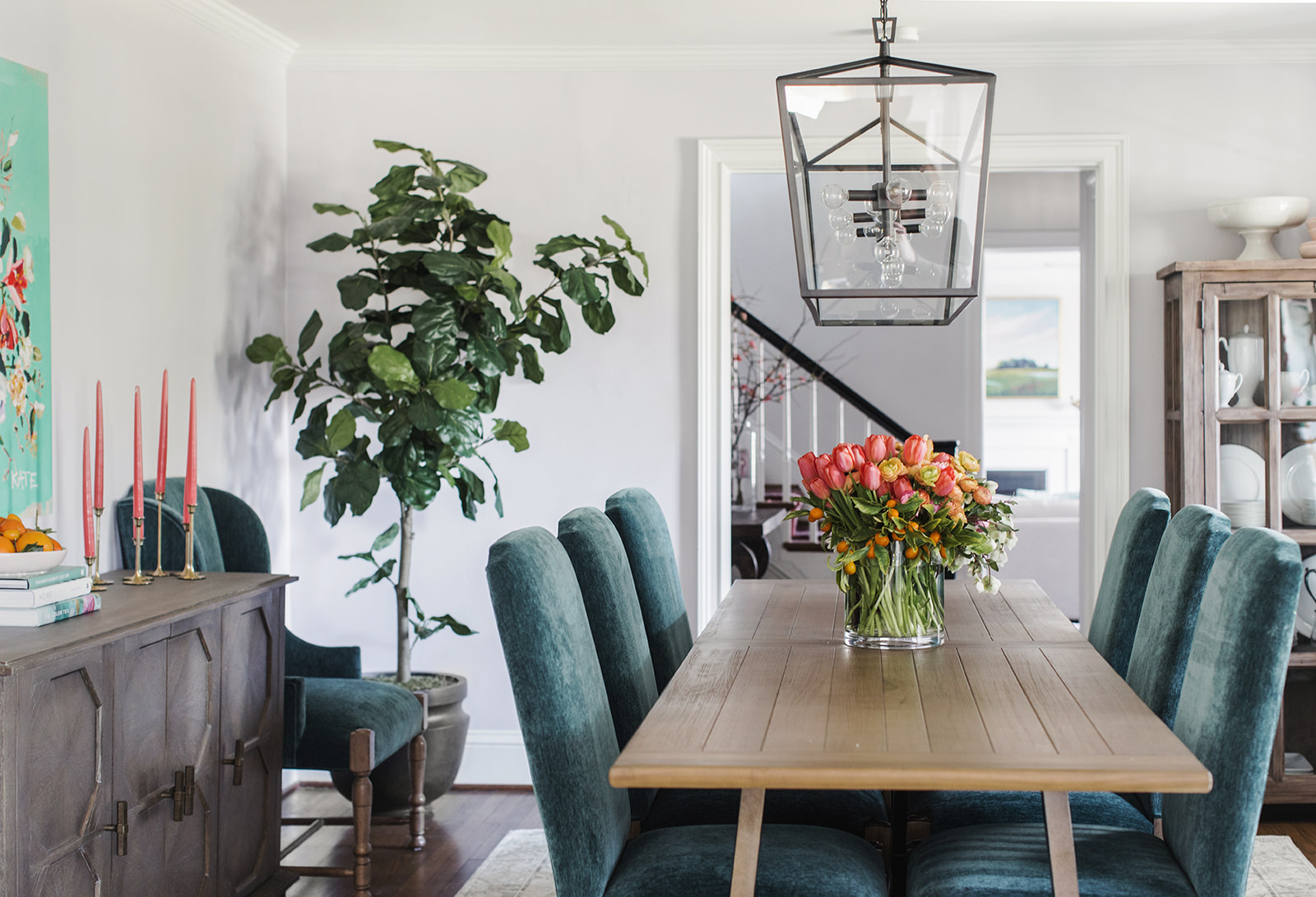 Dining Room- Classic Ranch