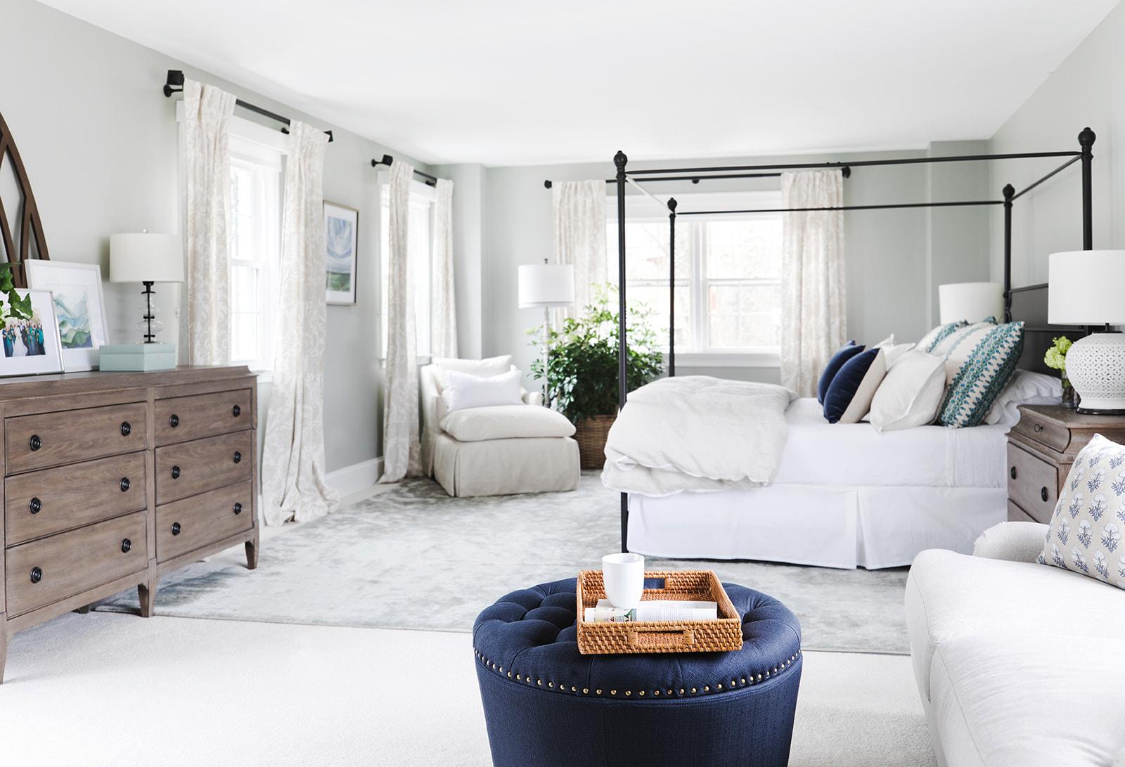 Master Bedroom- Classic Ranch