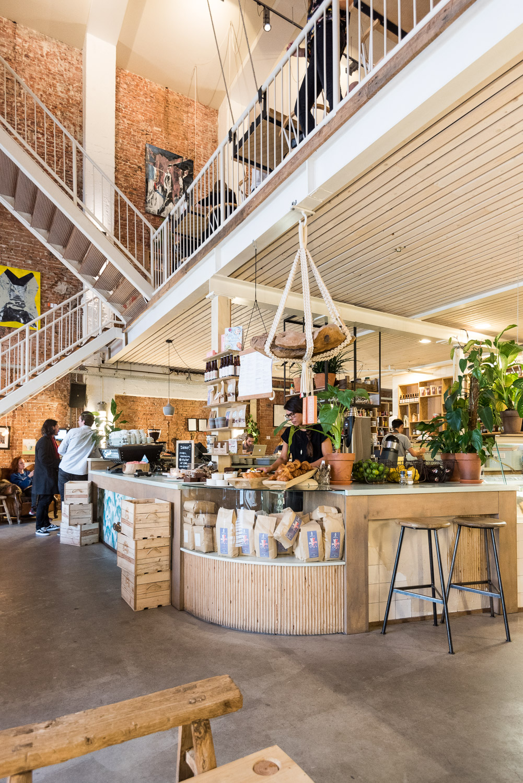 Coffee & Coconuts in Amsterdam