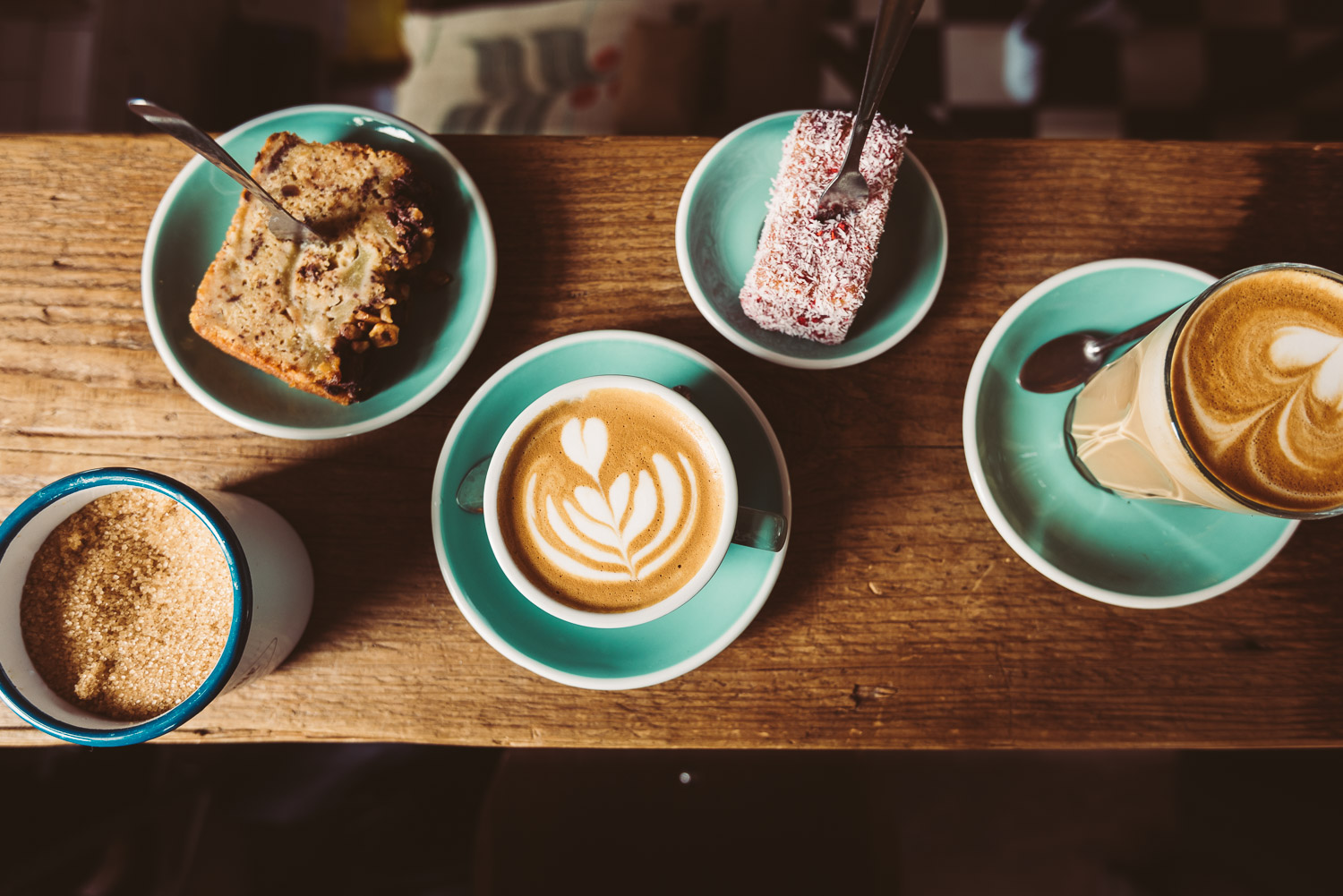 Lot Sixty One Coffee Roasters in Amsterdam - Food and coffee