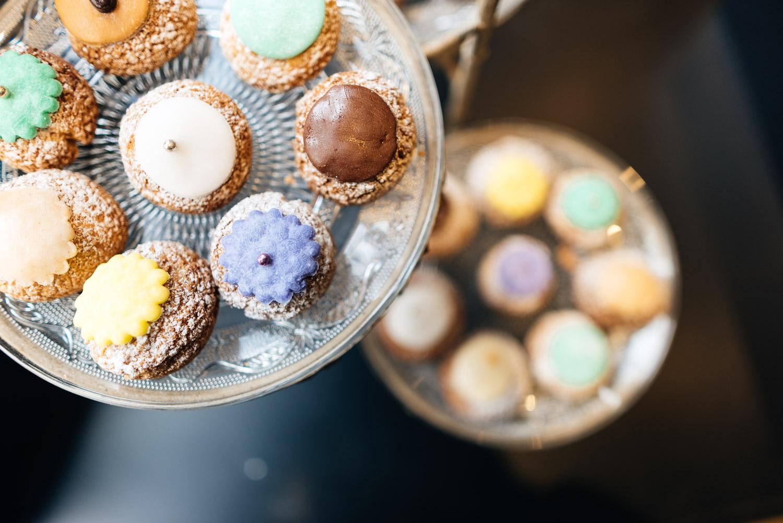 Choux à la crème chez Odette Paris