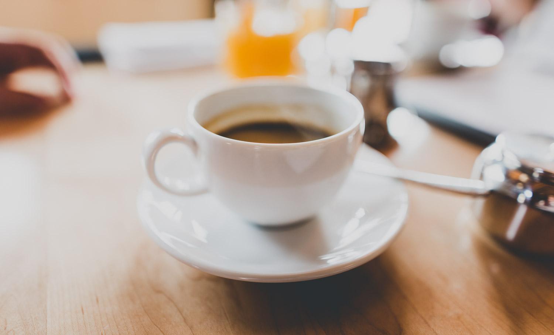 Brunch au Hoogan et Beaufort à Montréal - Café