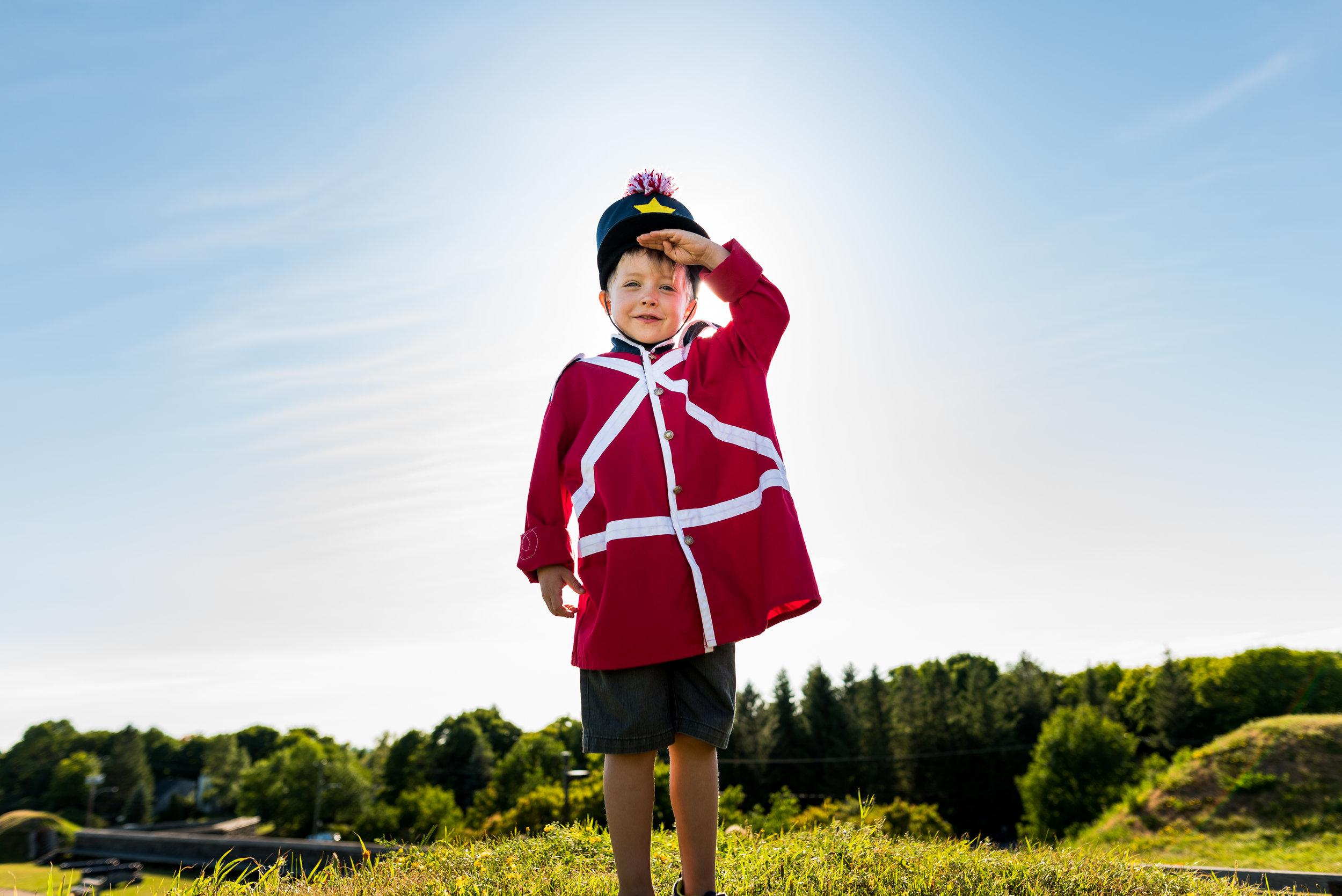 Parcs Canada - Banque photo - Été 2016