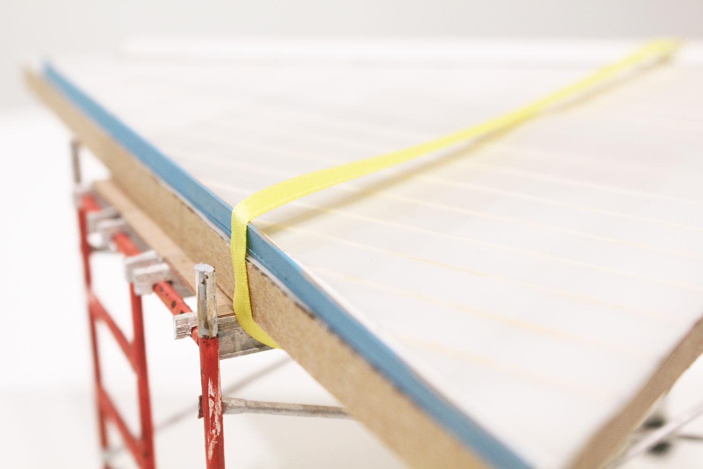 Scaffold Strap (detail)