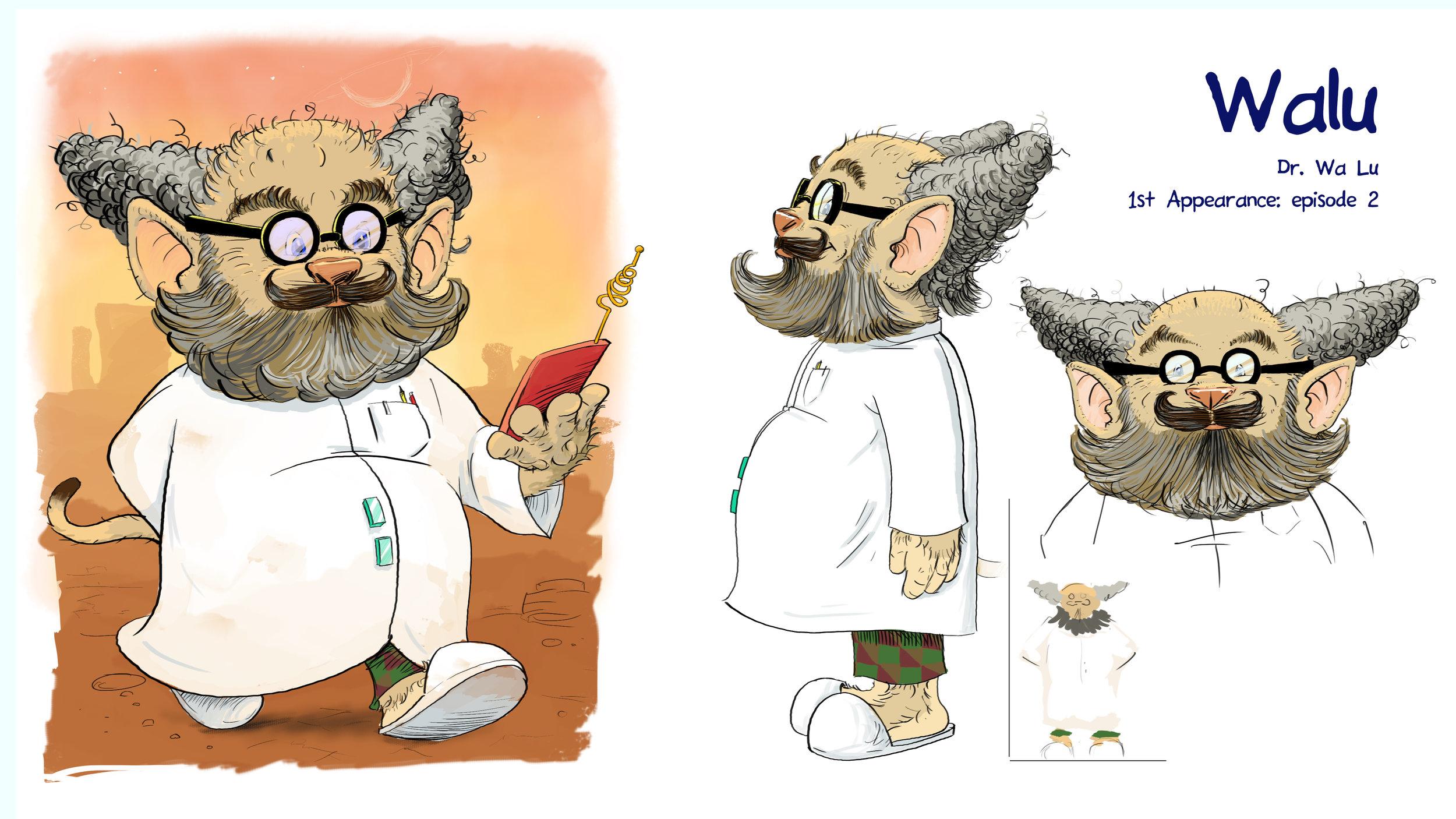 Dr. Walu