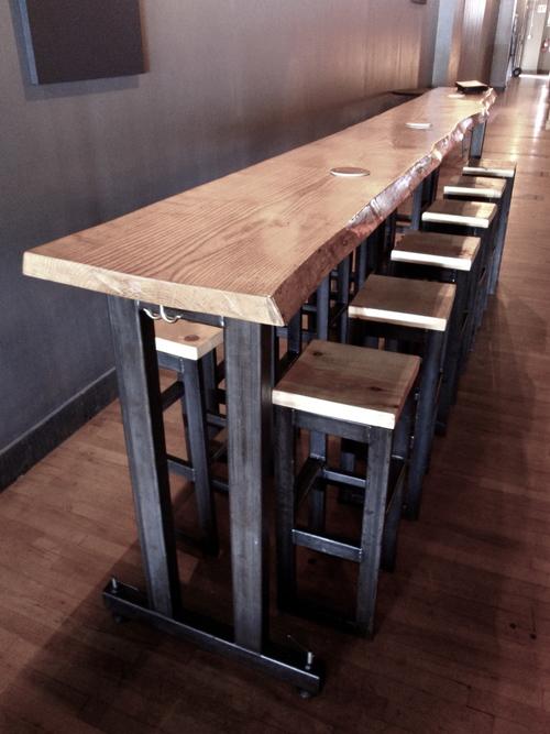 Scandinavian High Tables
