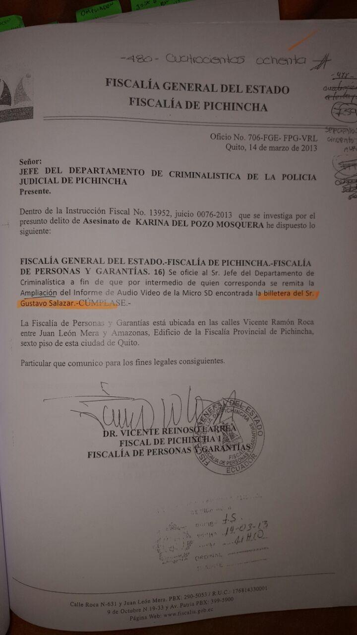 Documento Legal sobre tarjeta SD
