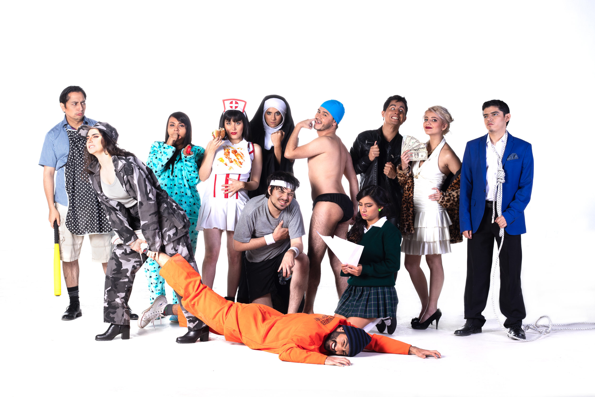 ENCHUFE TV - Campaña: Nuevos Talentos.