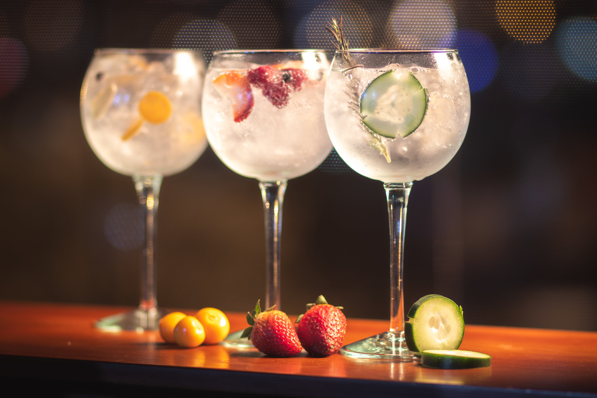 BARRY´S - Campaña: All You Can Gin.