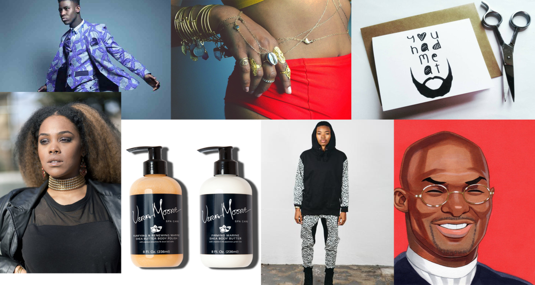 SHOP 100+ BLACK OWNED BUSINESSES FOR THE HOLIDAYS AND BEYOND!