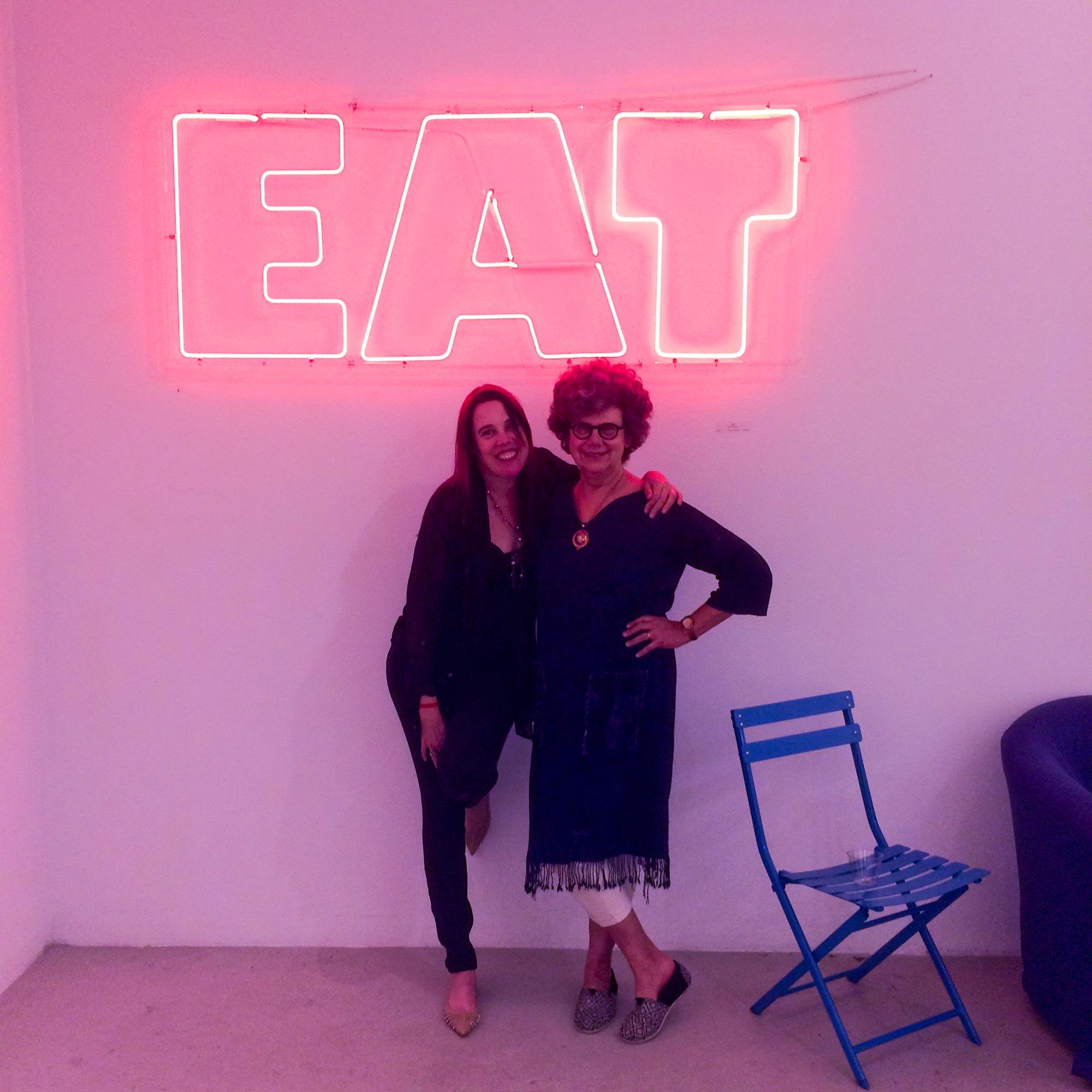 Eat: The Curator Collaborators