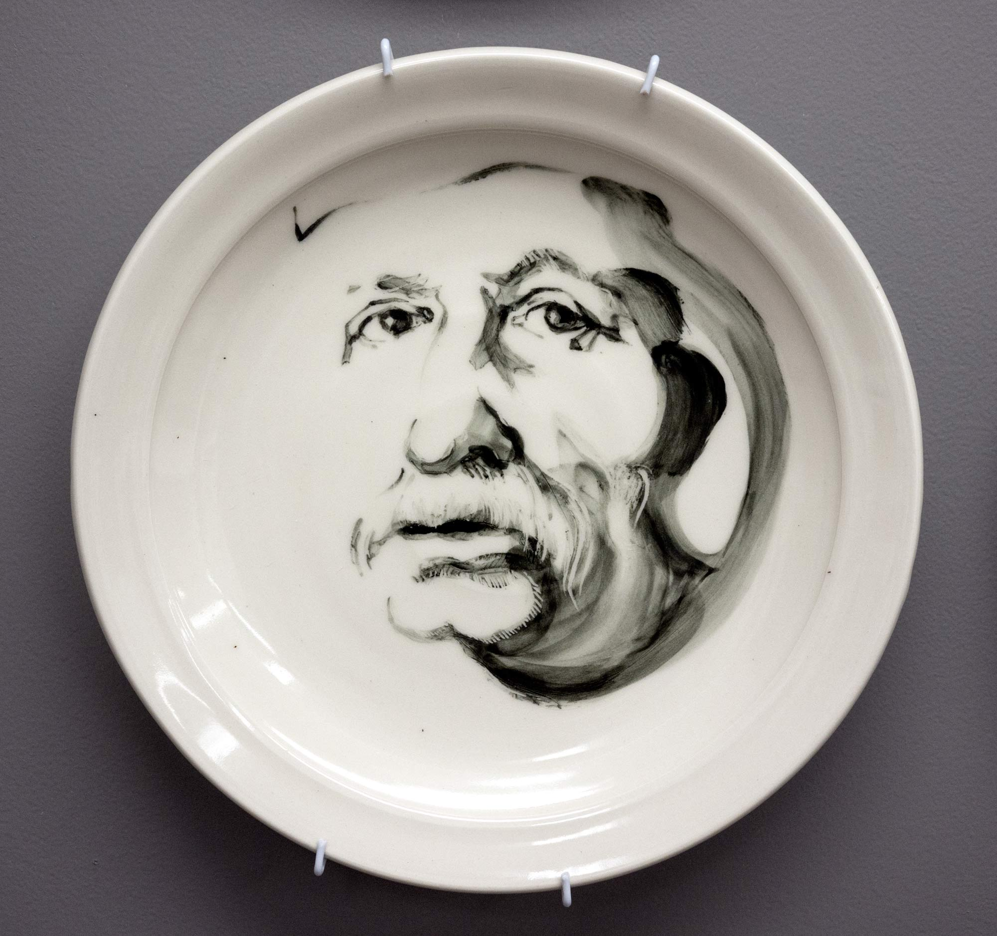 Collaborative Plate: Auguste Escoffier