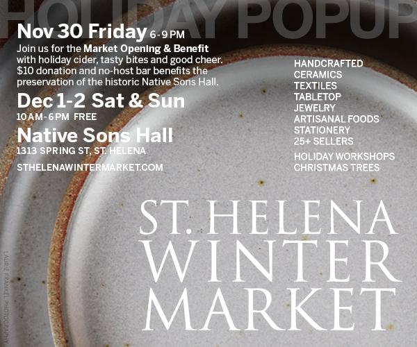 St. Helena Winter Market, http://www.sthelenawintermarket.com