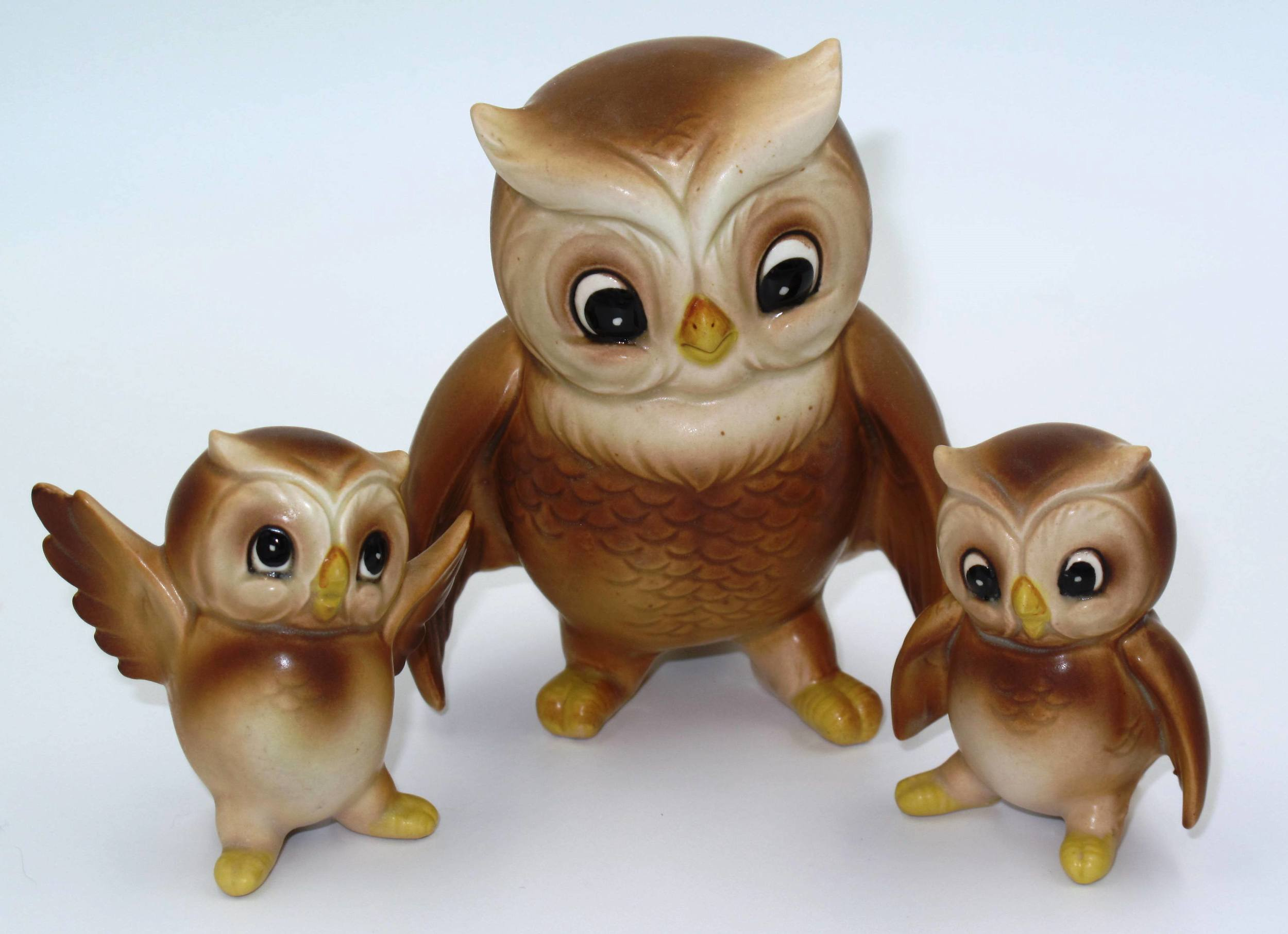 Josef Originals Owl Family