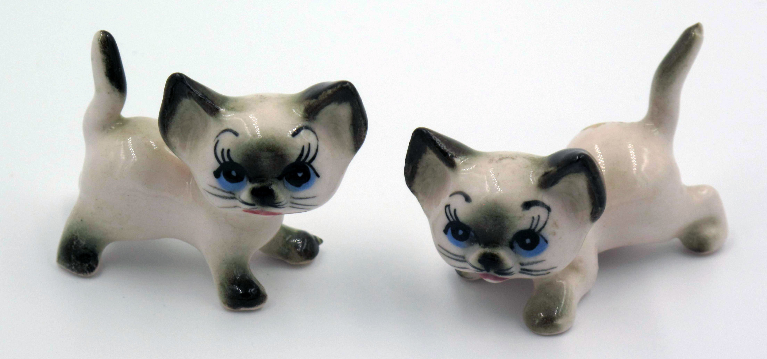 Made in Japan Siamese Cats - Hagen Renaker/Josef Originals Copies?