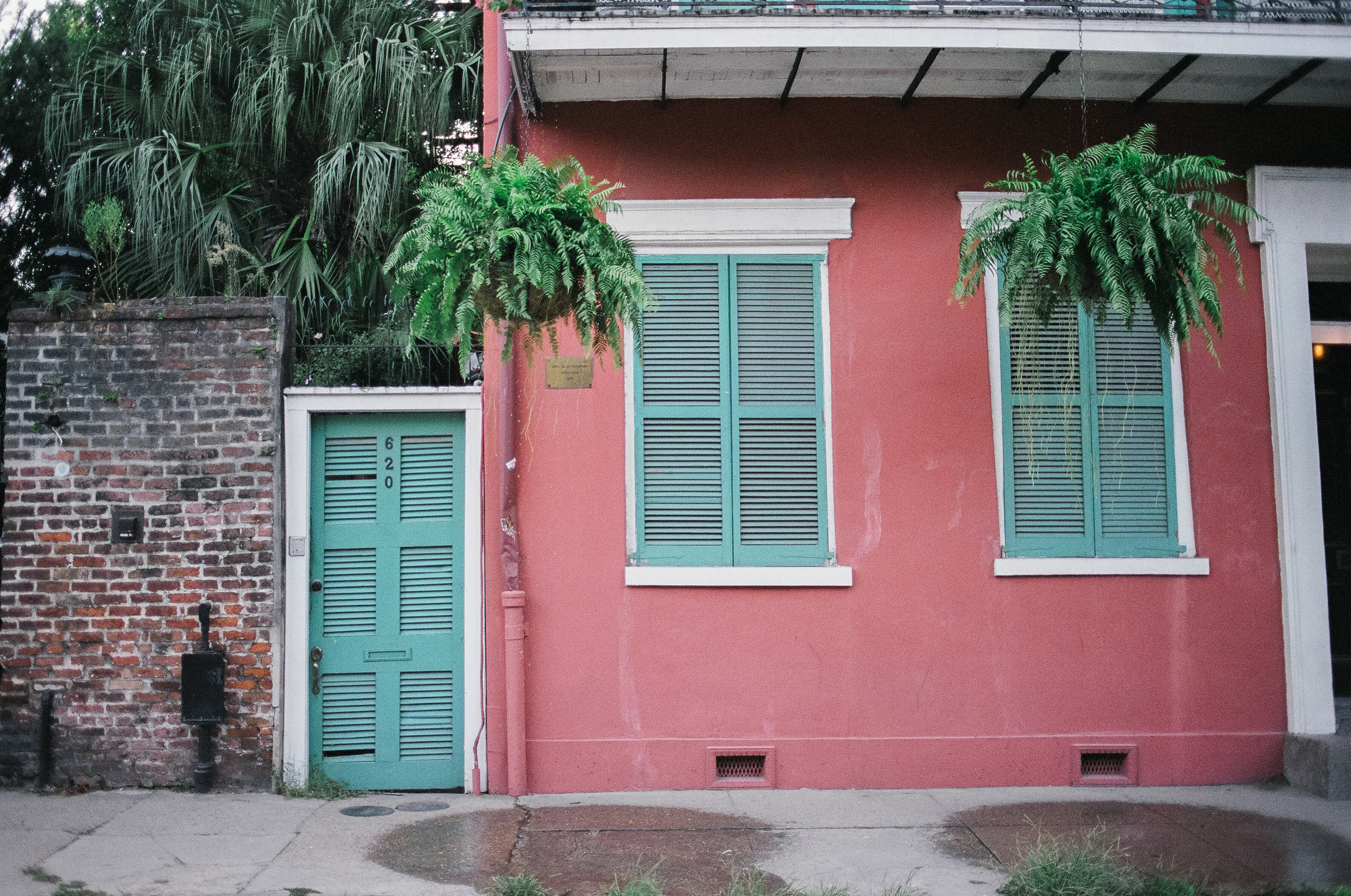 french quarters new orleans fuji400h