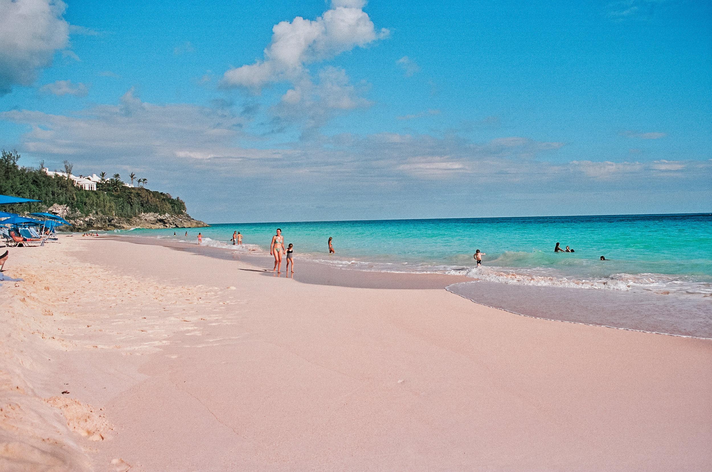 tuckers point beach bermuda