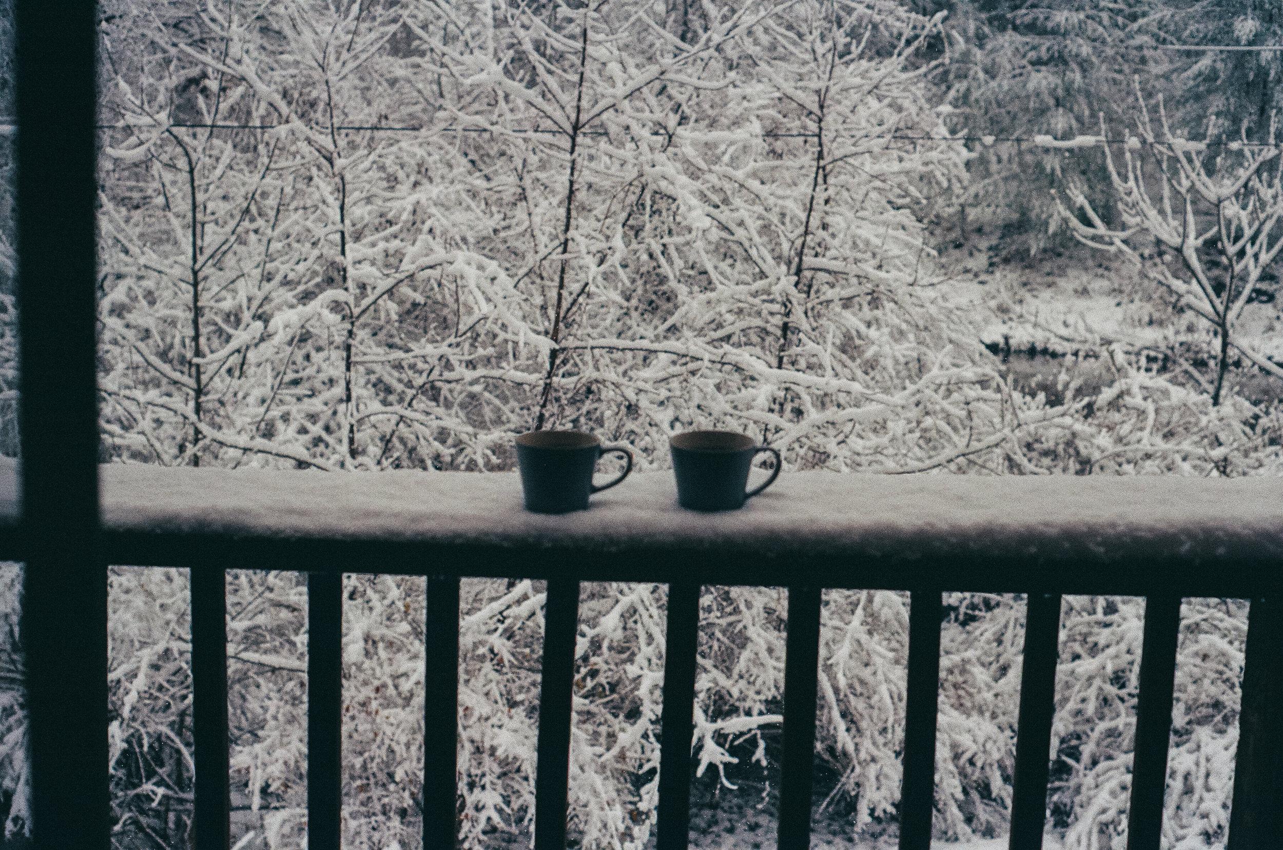 flatrocok house ice coffee