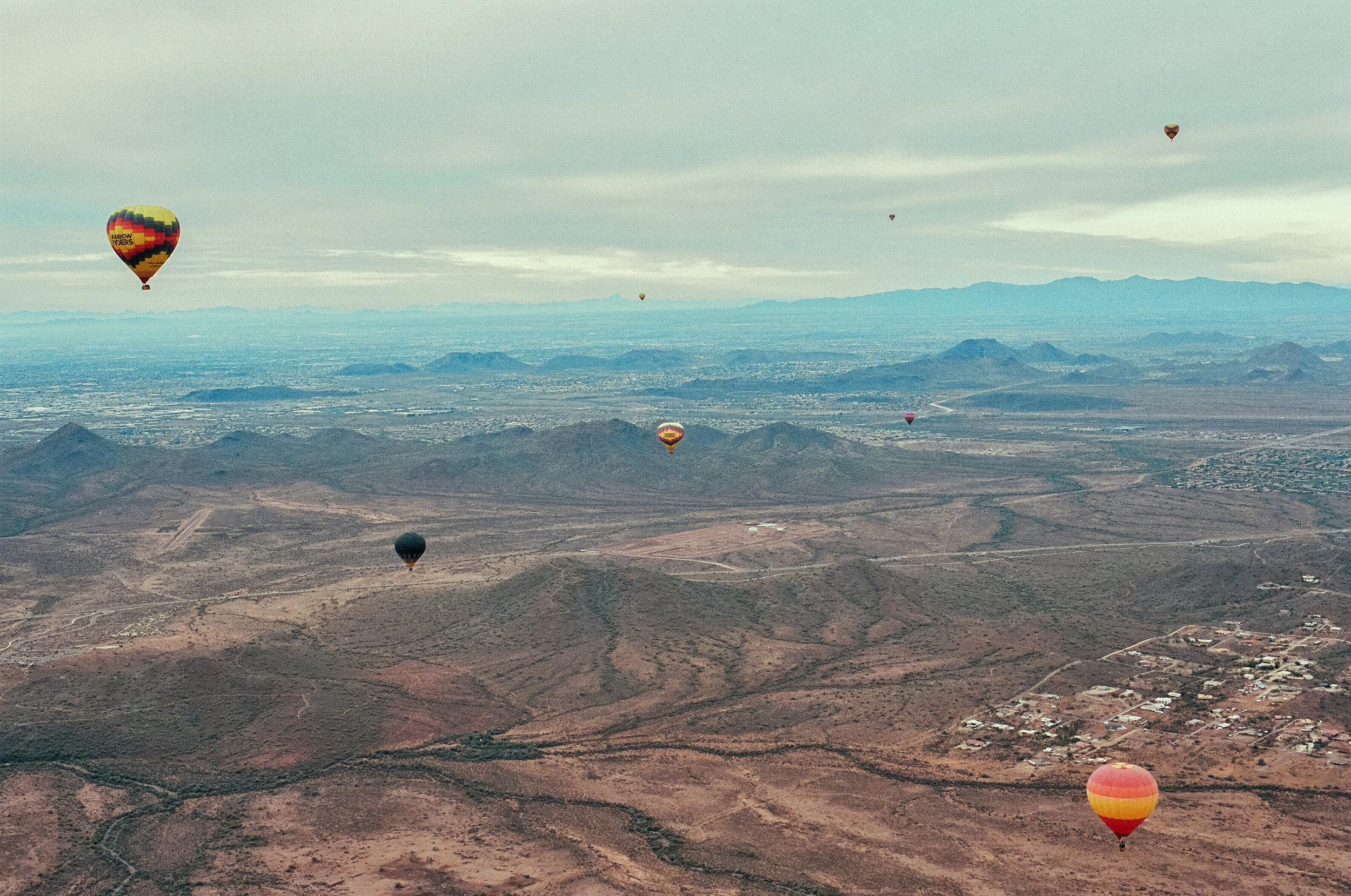 hot air expeditions arizona