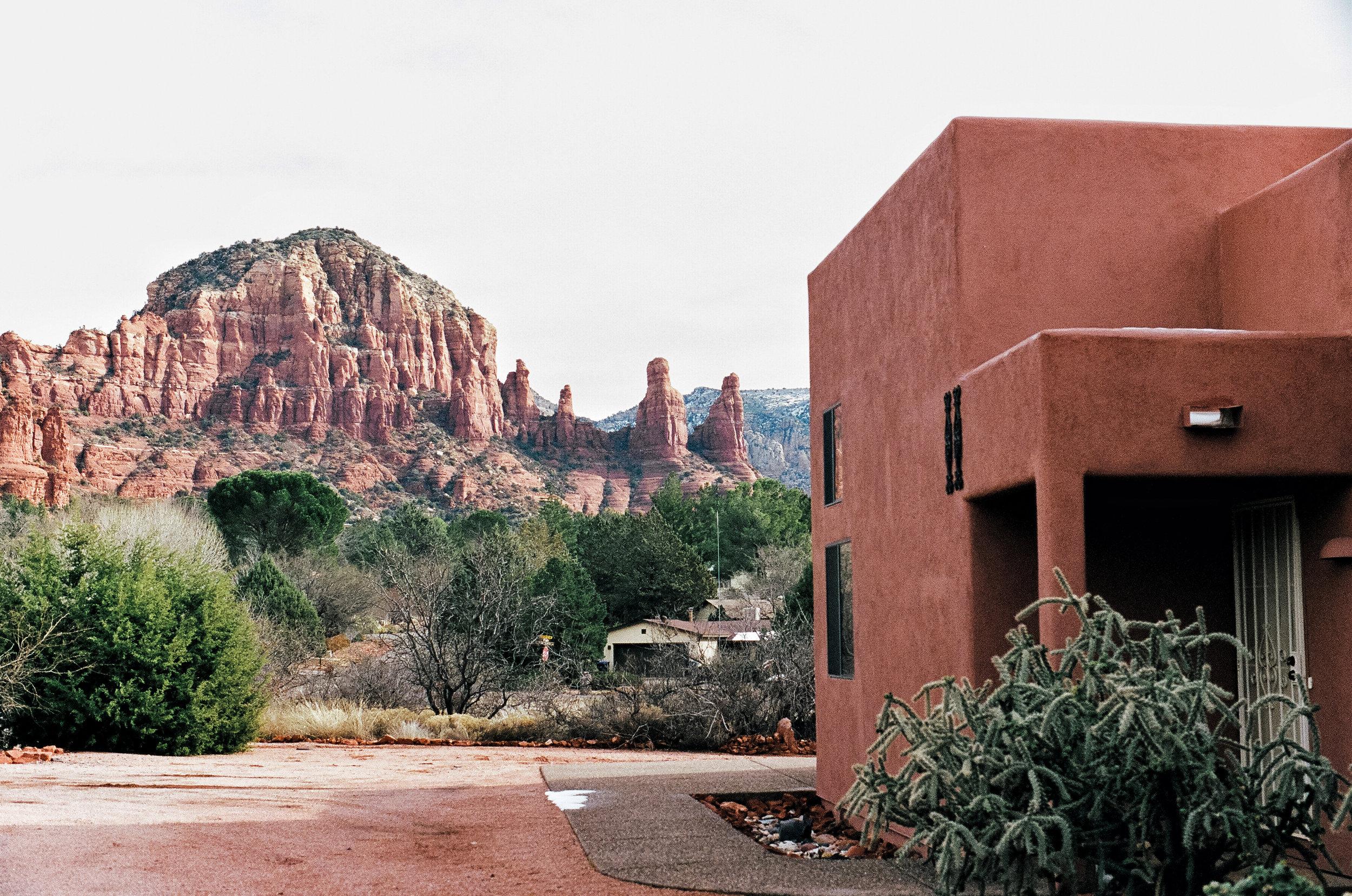 sedona houses sedona arizona red rocks