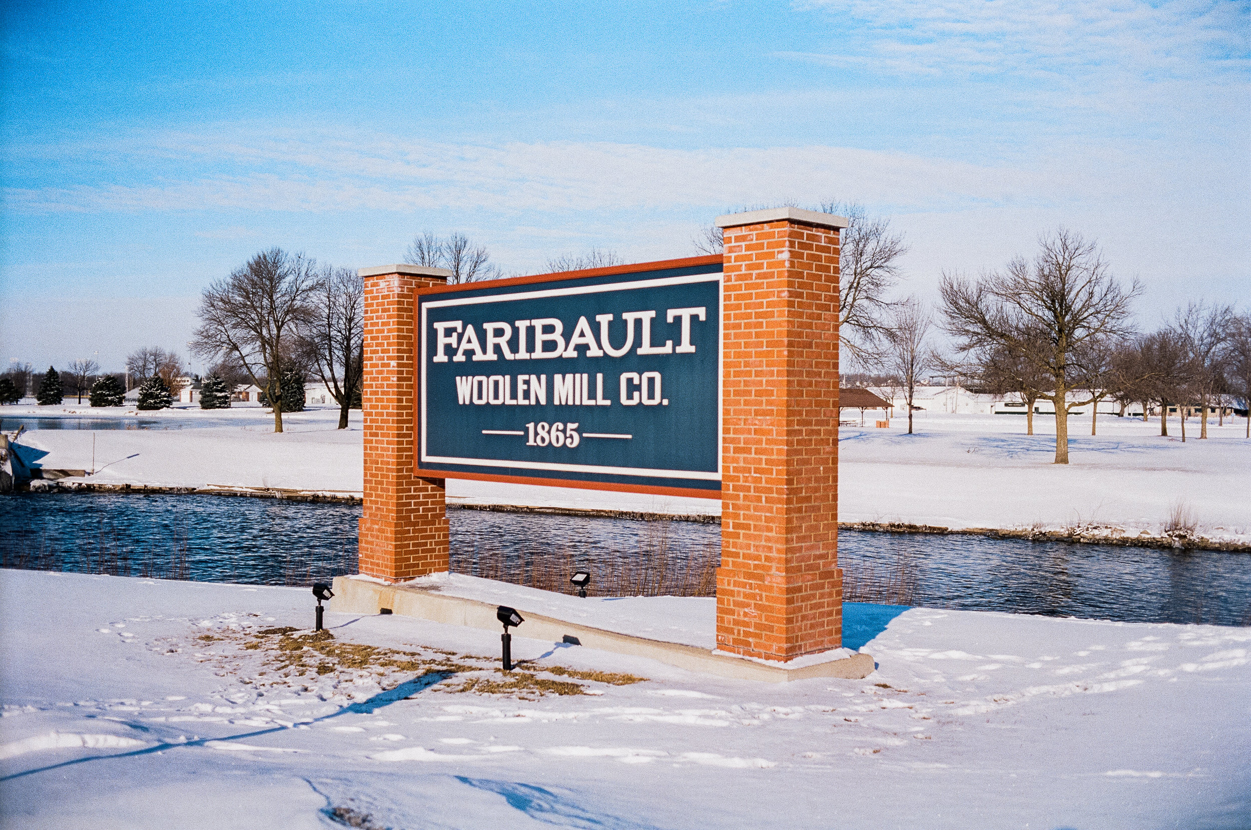faribault woolen mill co exterior