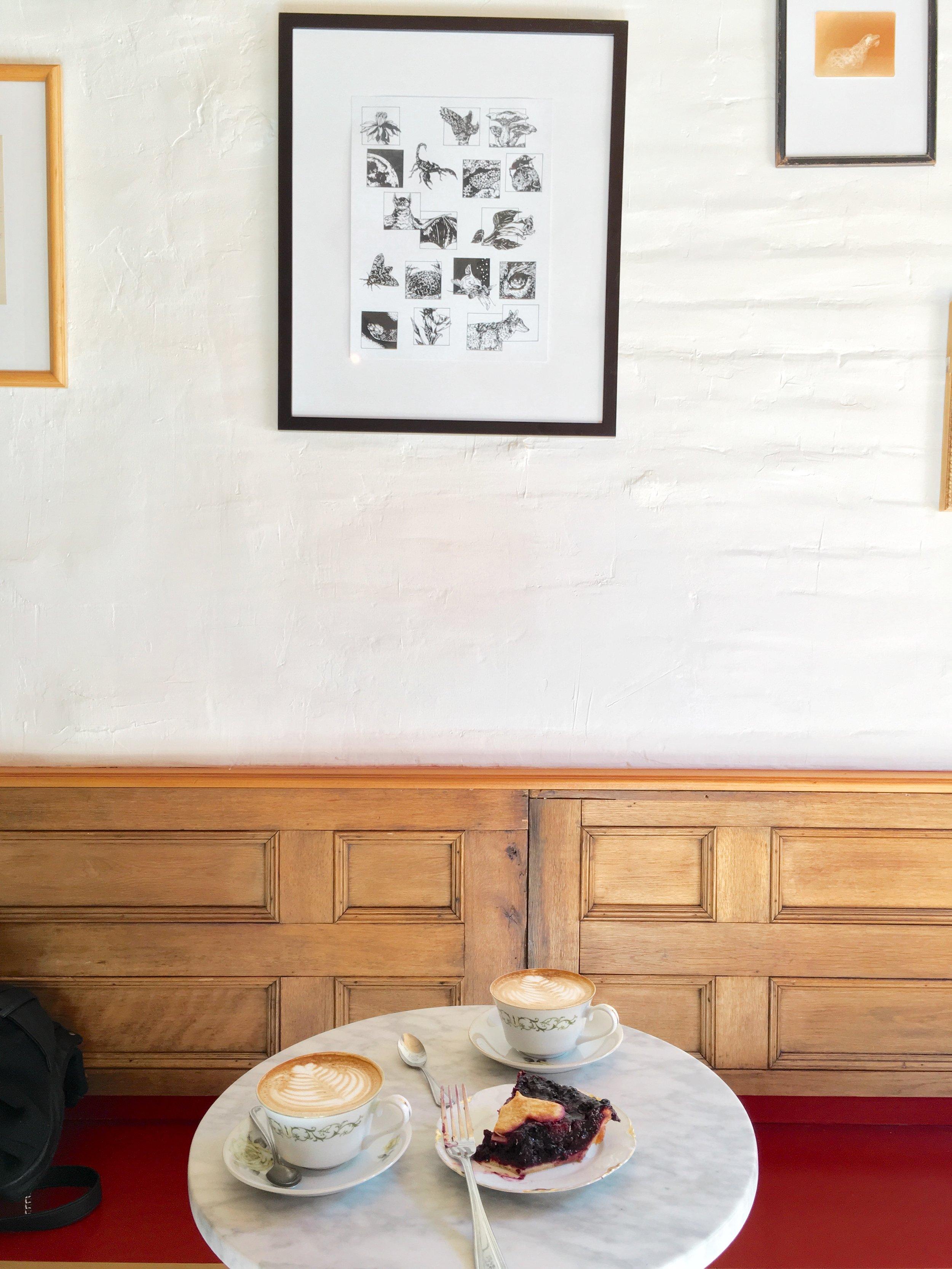 bakeri east village coffee scene