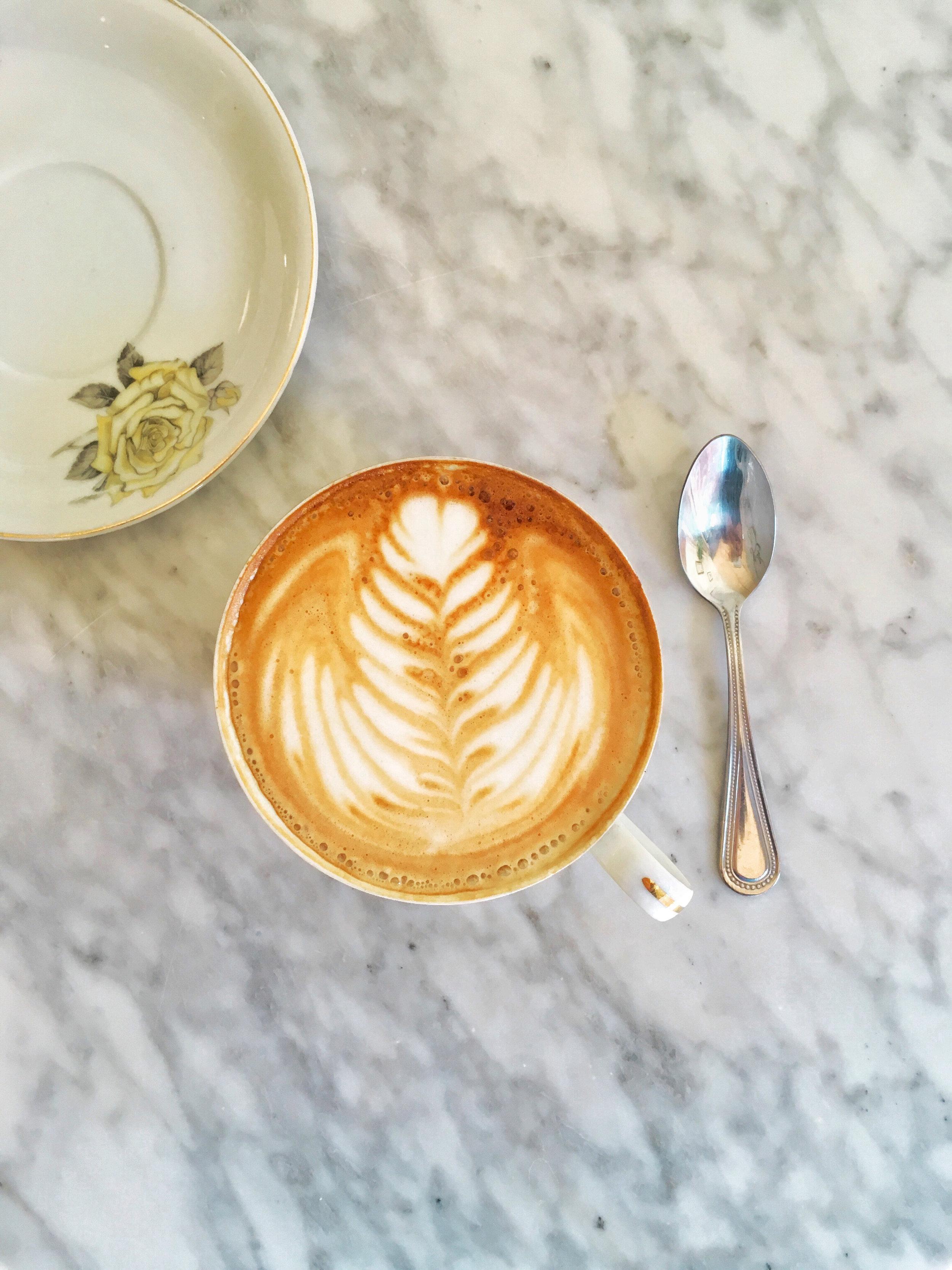 bakeri east village latte