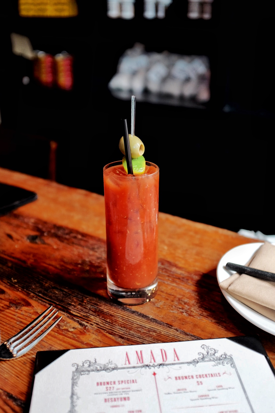 bloody mary amada brunch cocktail