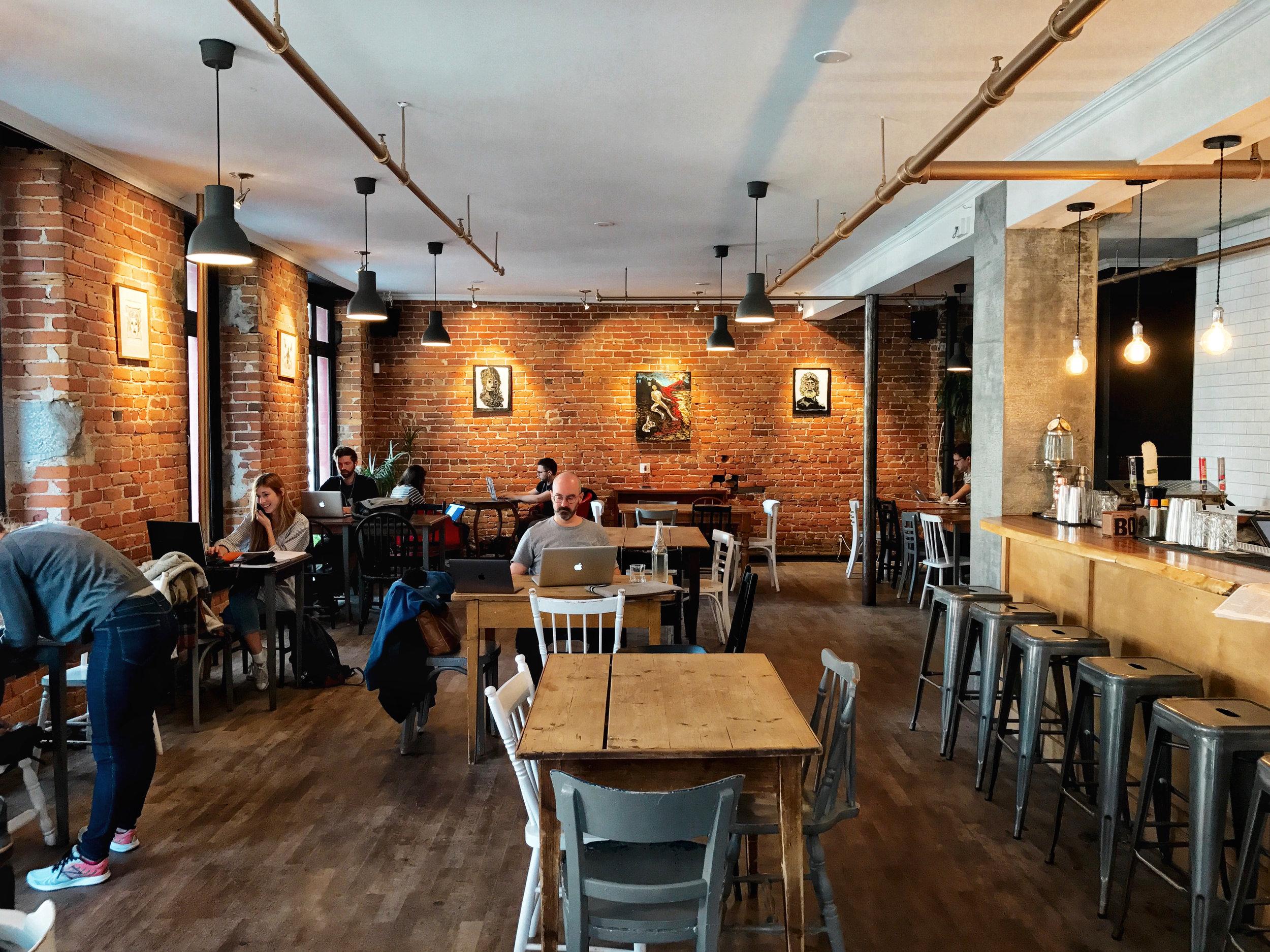 maelstrom coffee shop