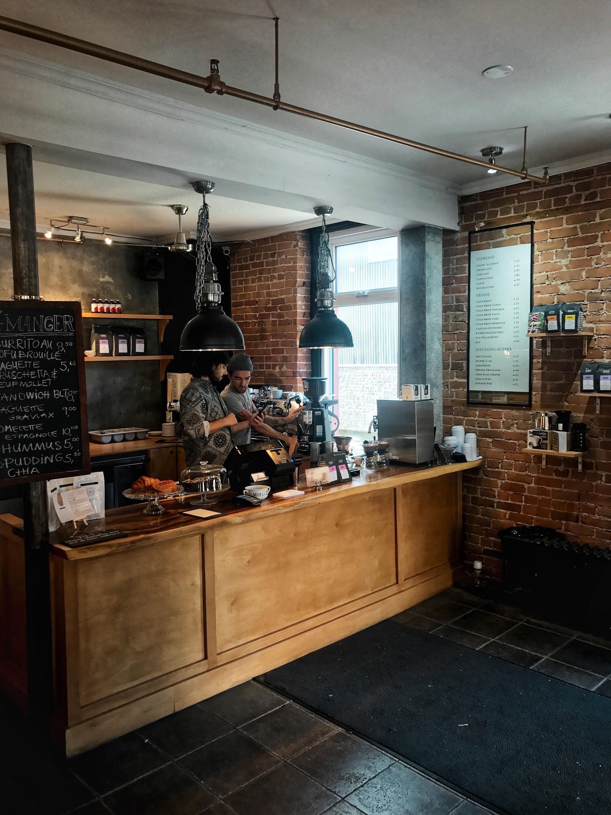maelstrom coffee shop quebec city