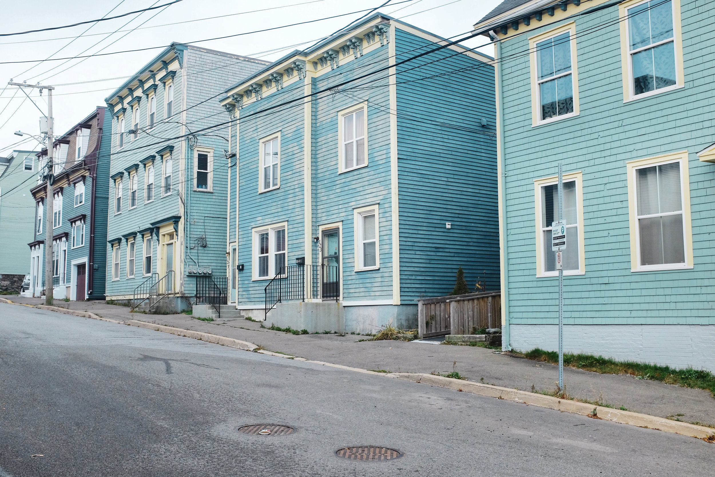 homes of saint john, new brunswick