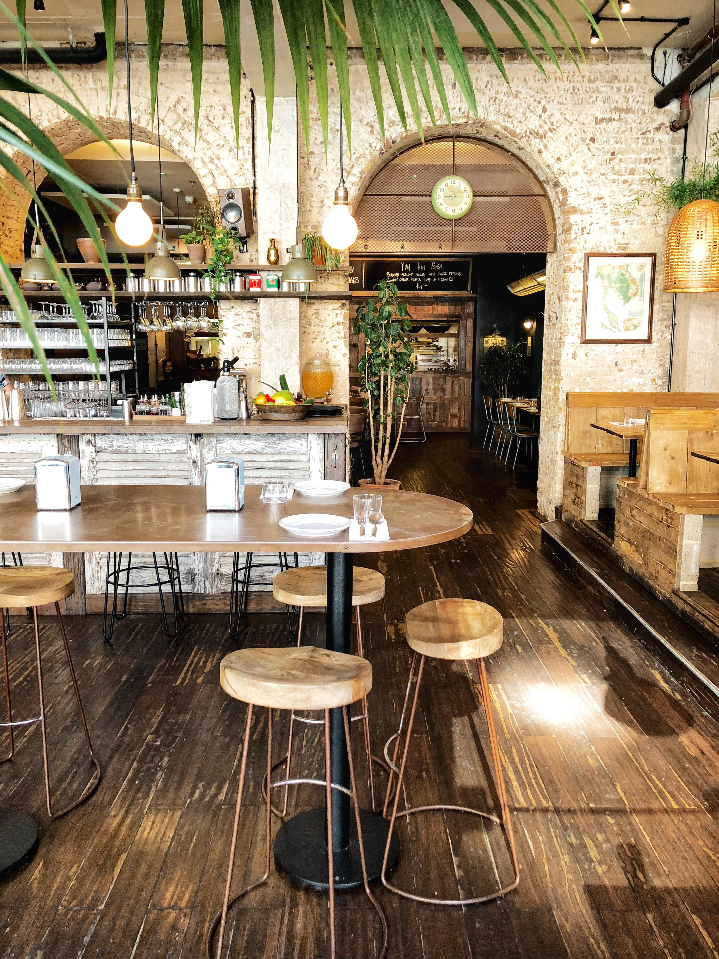 interiors of som saa east london