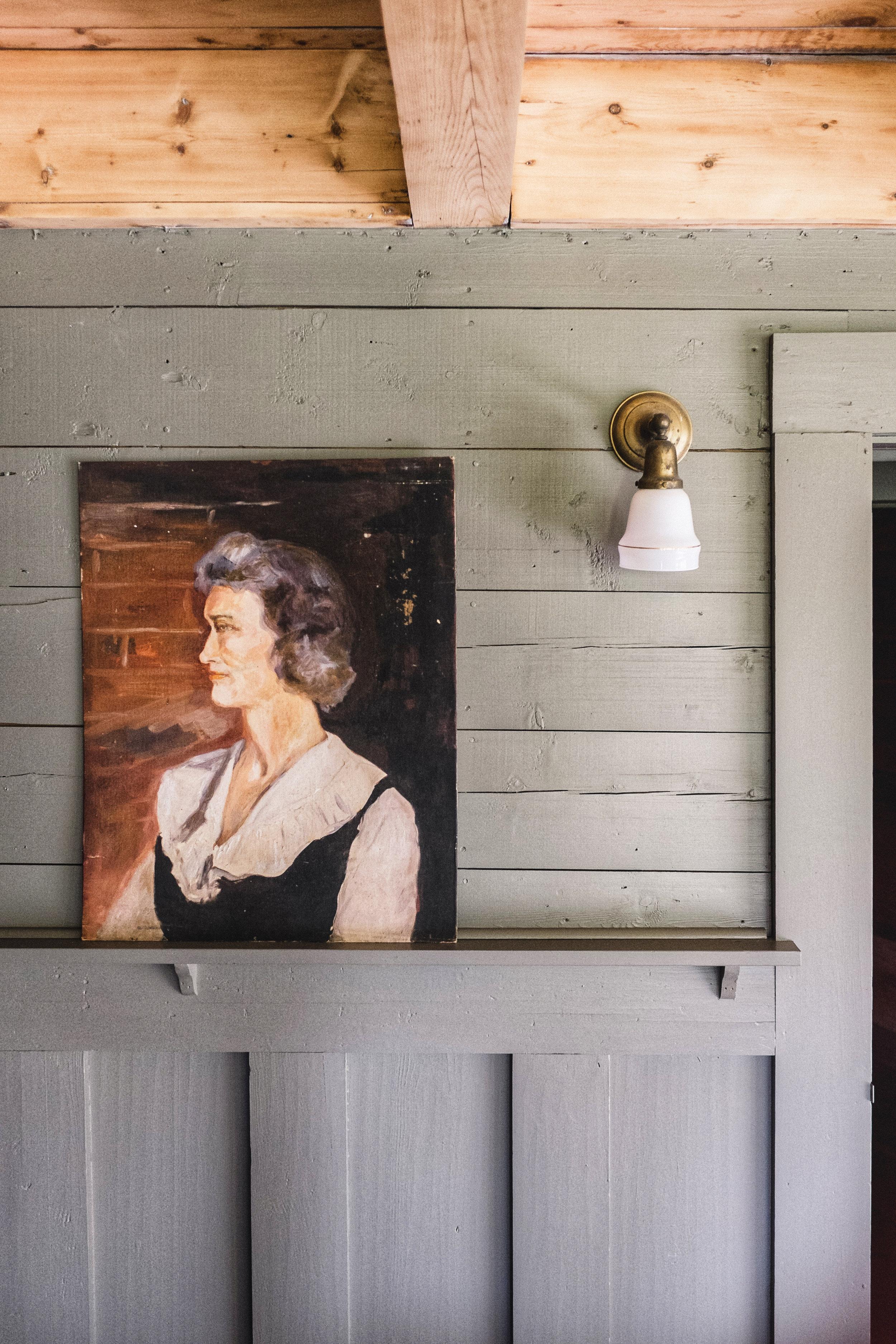 oil paintings hayfield tannersville