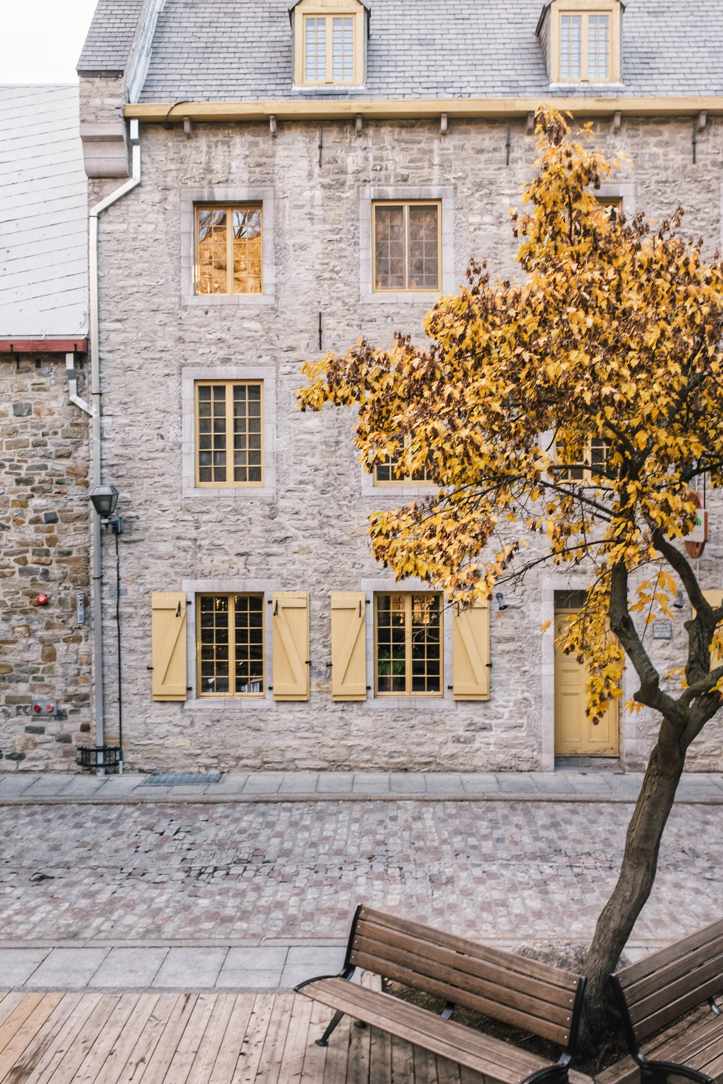 streets of old quebec