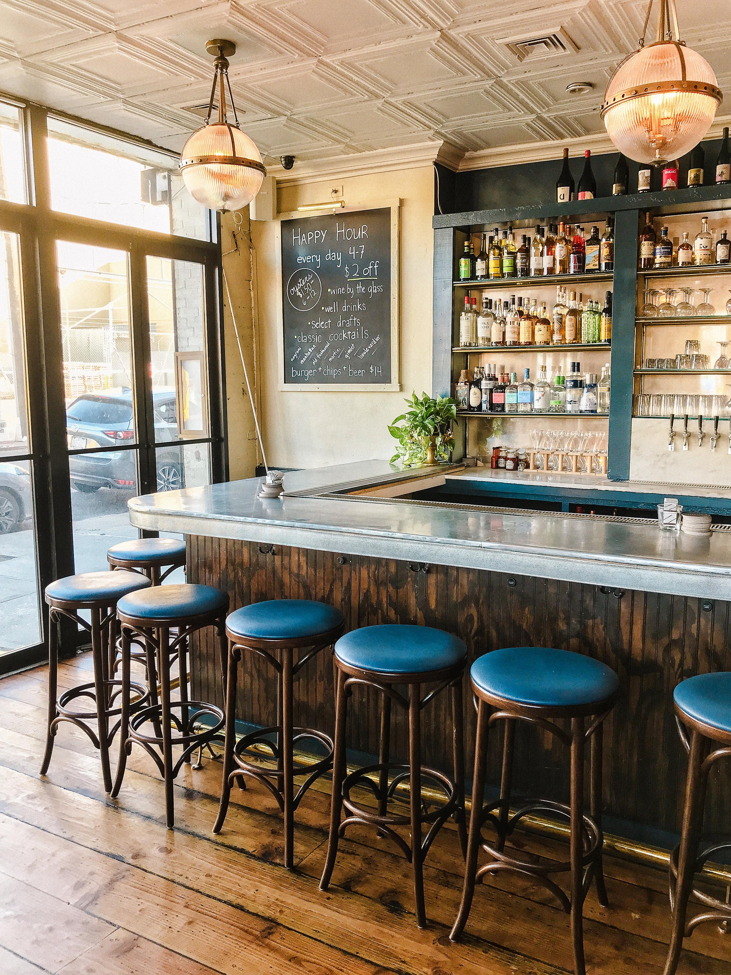 benelux bar interiors