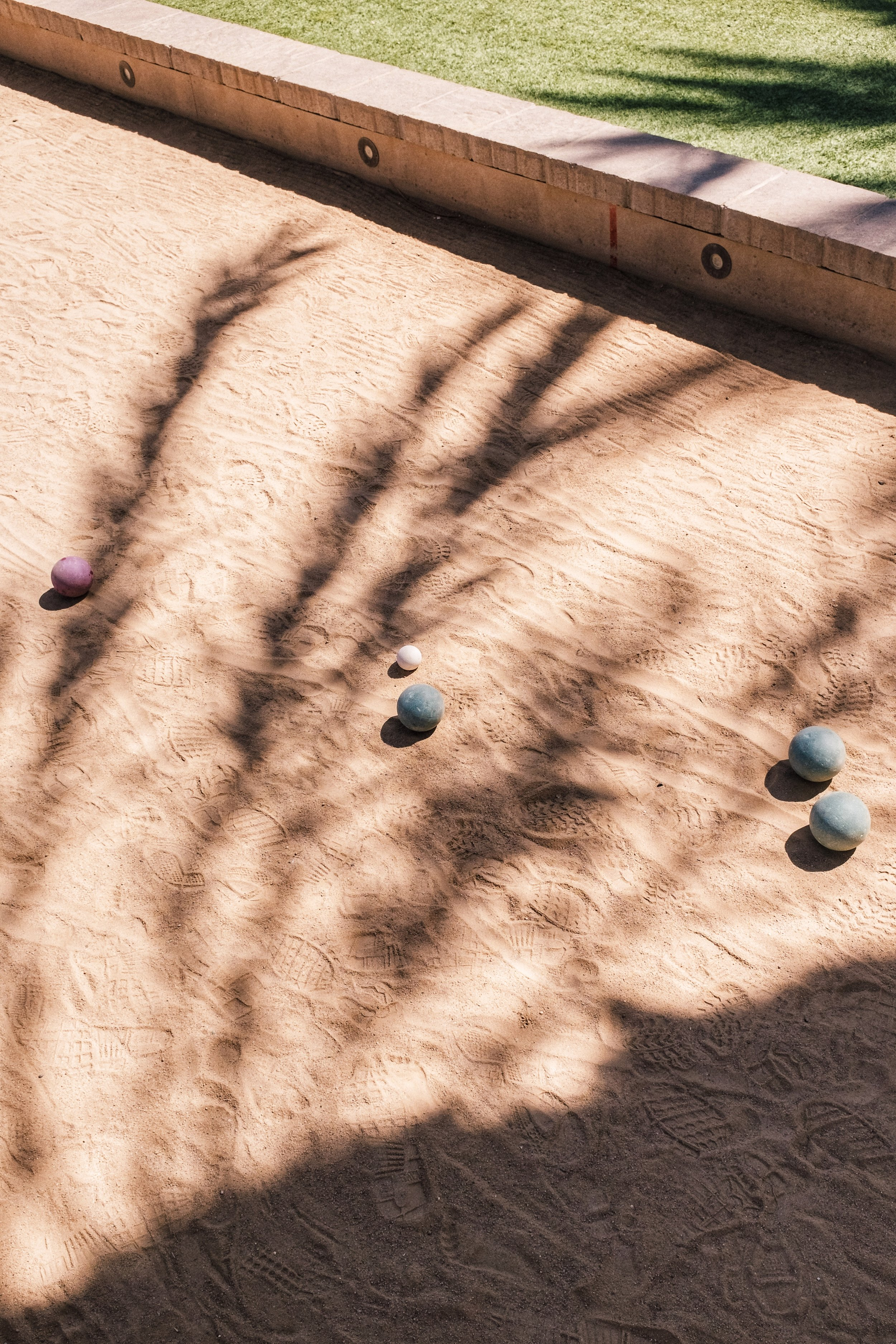bocce at the wigwam