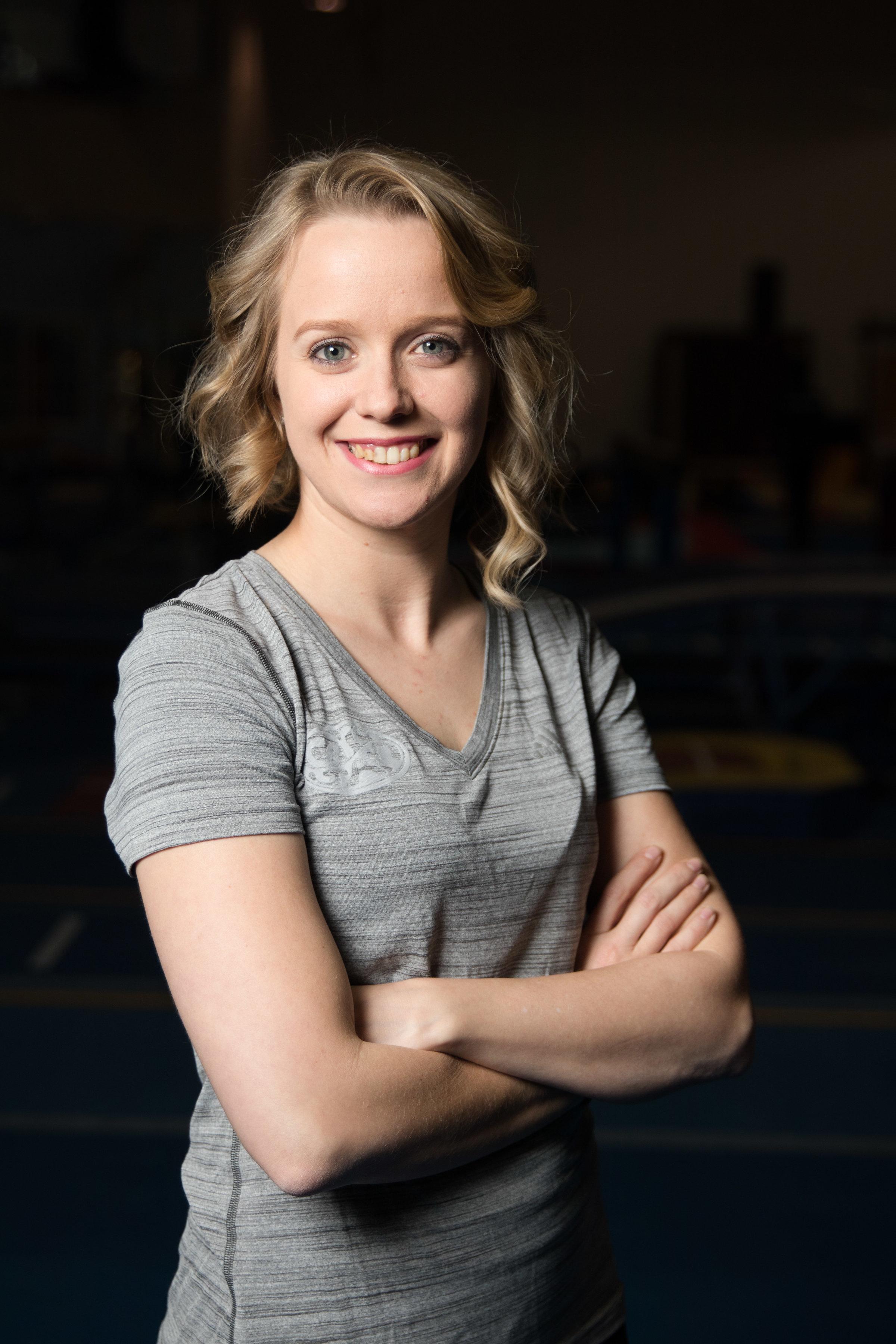 Coach Brittney