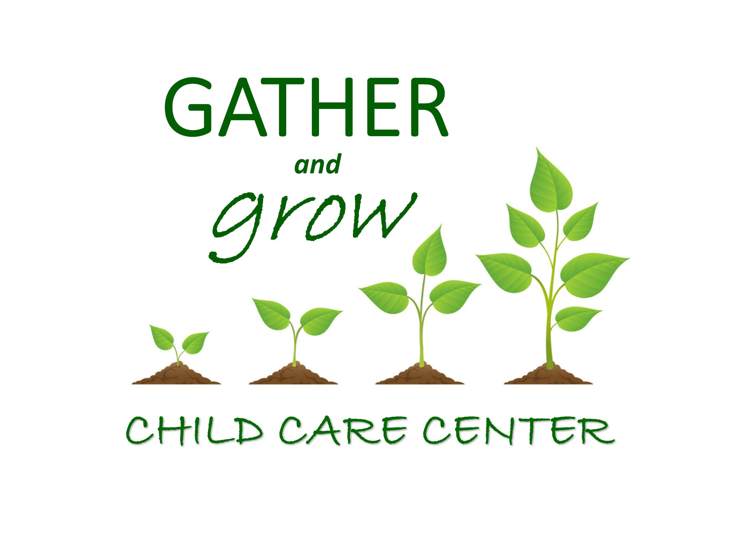 Gather and Grow - Our mission is to foster an environment in which children feel safe, respected and loved as they learn about the world around them.Hours: 6:00AM - 6:00PMAddress: 104 S. Rock St. Centralia, WashingtonCall: (360) 807-4555https://www.facebook.com/gatherandgrowchildcare/