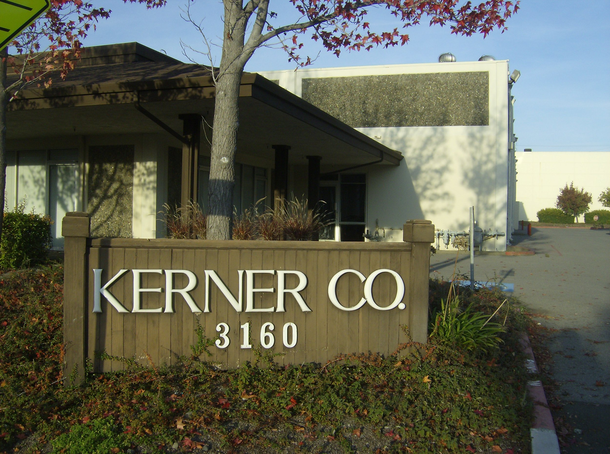 The Kerner Company AKA Industrial Light and Magic in San Rafael, California. - The Christopher Corey Smith Collection