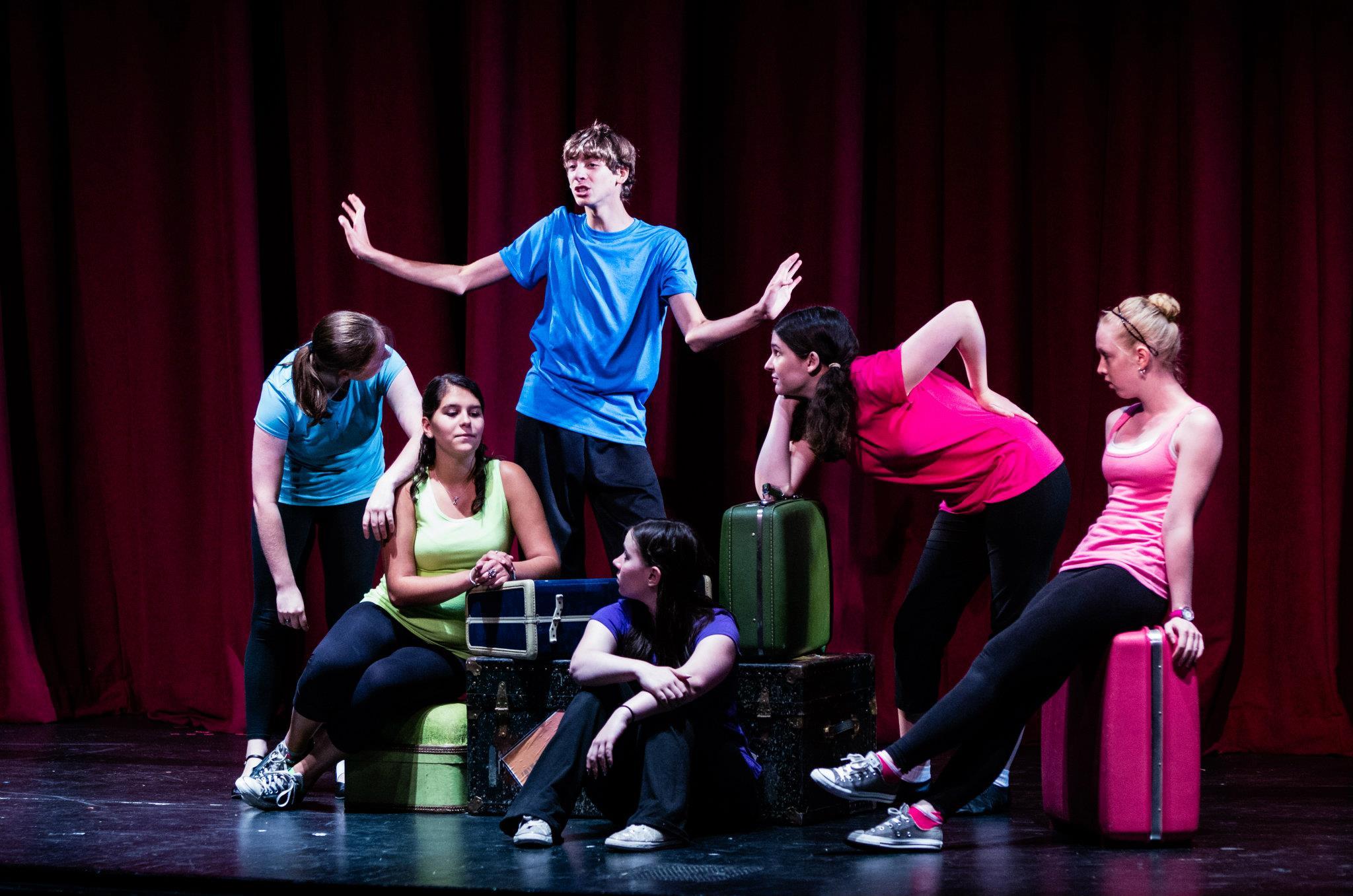 Hartford U. Musical Theatre Intensive