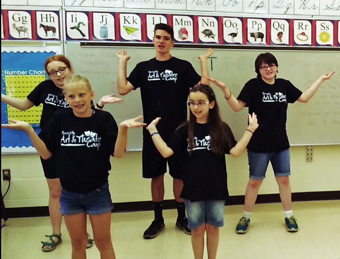 Grove City Musical Theatre Camp