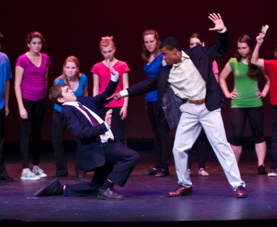 Hartford University Musical Theatre Intensive