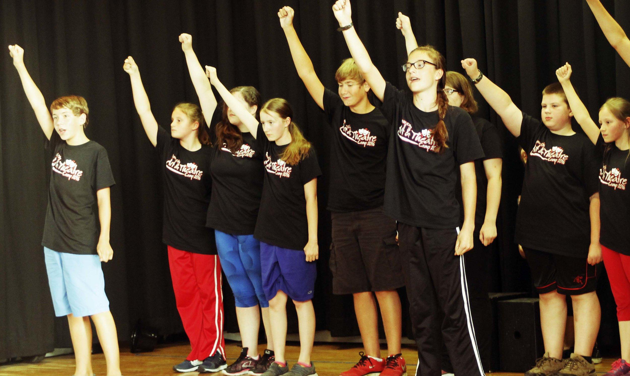 GC Musical Theatre Camp