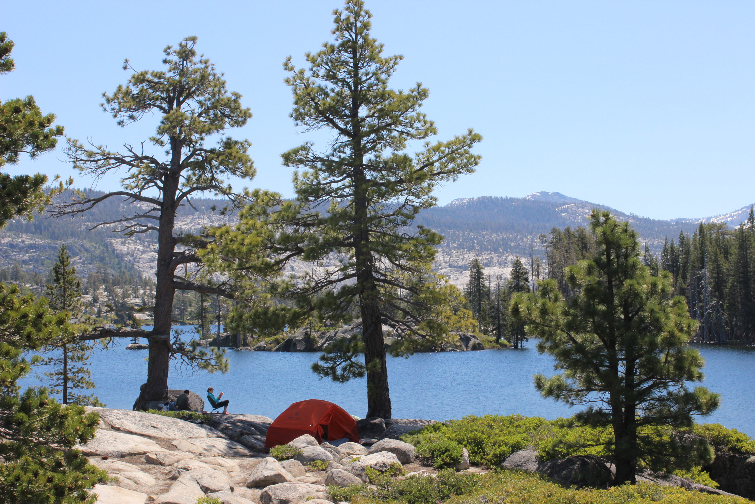Desolation Wilderness, California